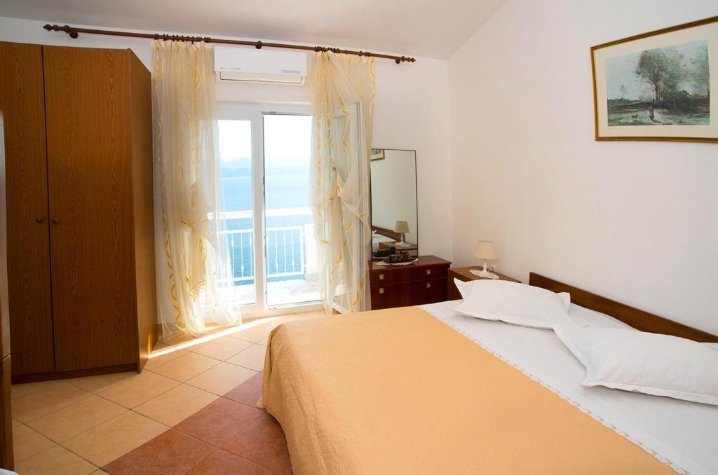 Nina - Celina Zavode - Appartementen Kroatië - A4(4+1): slaapkamer