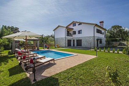 Holiday Homes, ,  - Holiday houses, villas  Villa with pool