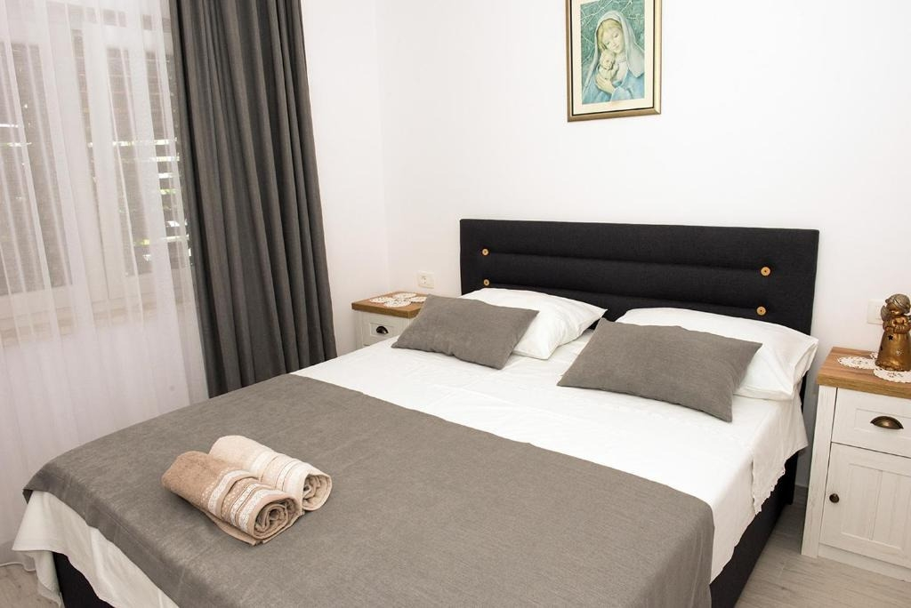 Nina - Celina Zavode - Appartementen Kroatië - A1Donji(2+2): slaapkamer