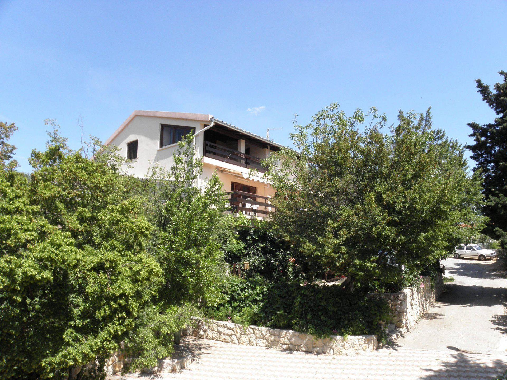 5687 - Maslenica - Appartements Croatie