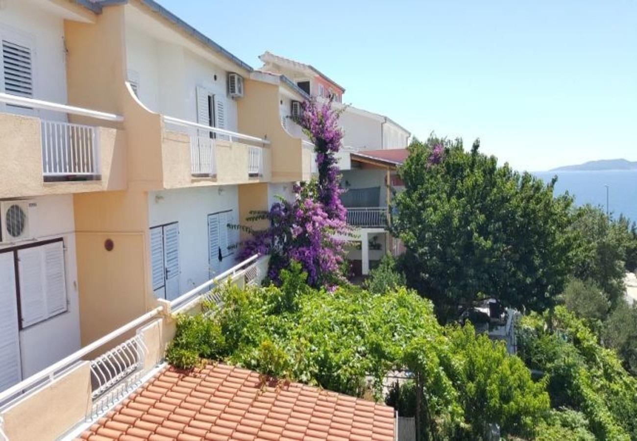 Nina - Celina Zavode - Appartementen Kroatië - huis