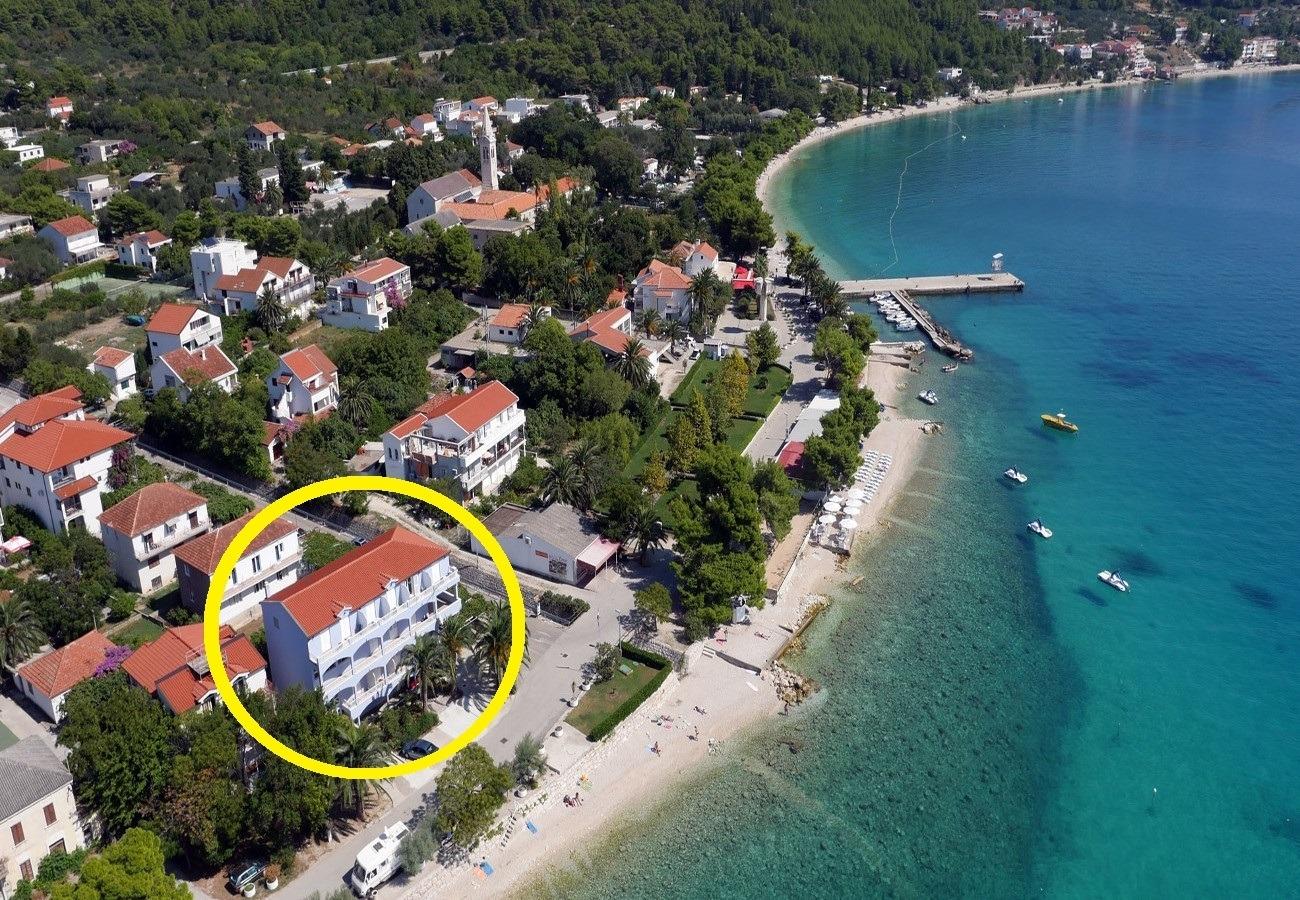 Tomo - Zaostrog - Appartementen Kroatië