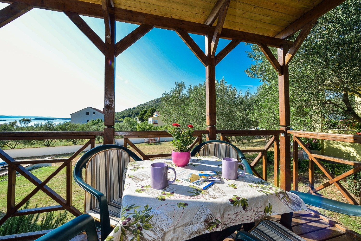 Holiday Homes, Drage, Pakoštane and surroundings - Holiday houses, villas  Iva