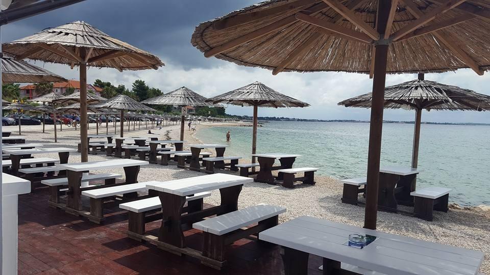 Nada - Vir - Appartementen Kroatië - strand