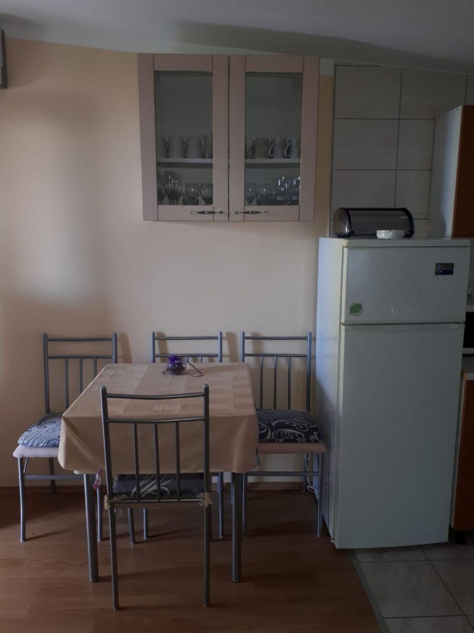Nada - Vir - Appartementen Kroatië - A1(4+1): eetkamer