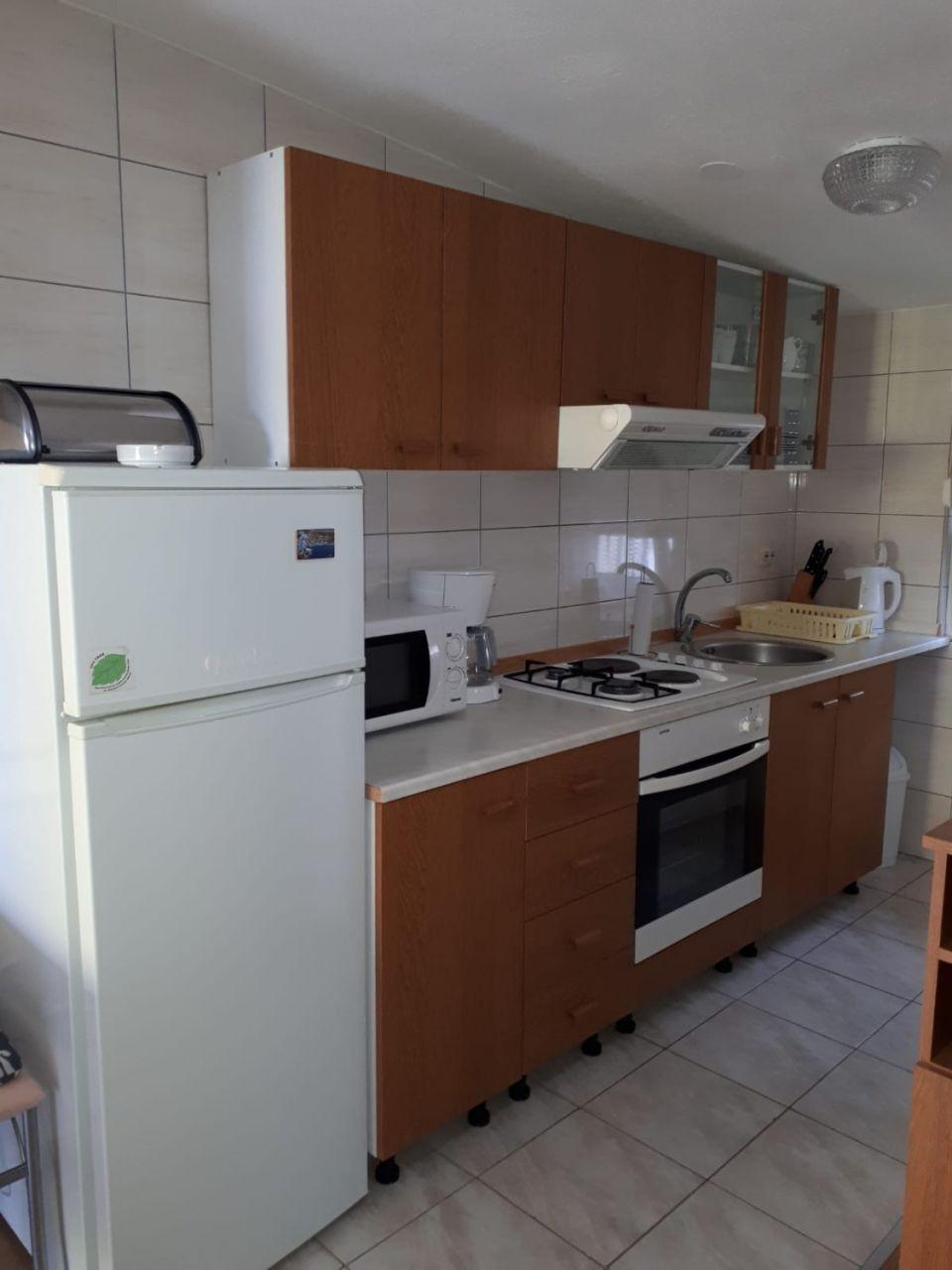 Nada - Vir - Appartementen Kroatië - A1(4+1): keuken