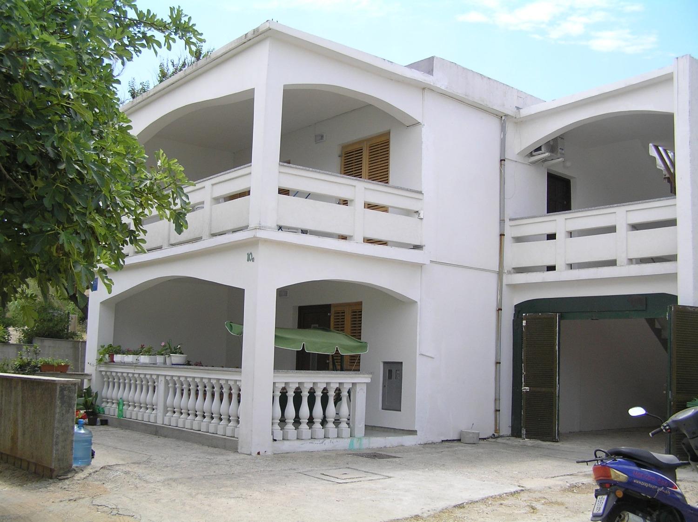 Kol - Pag - Appartementen Kroatië