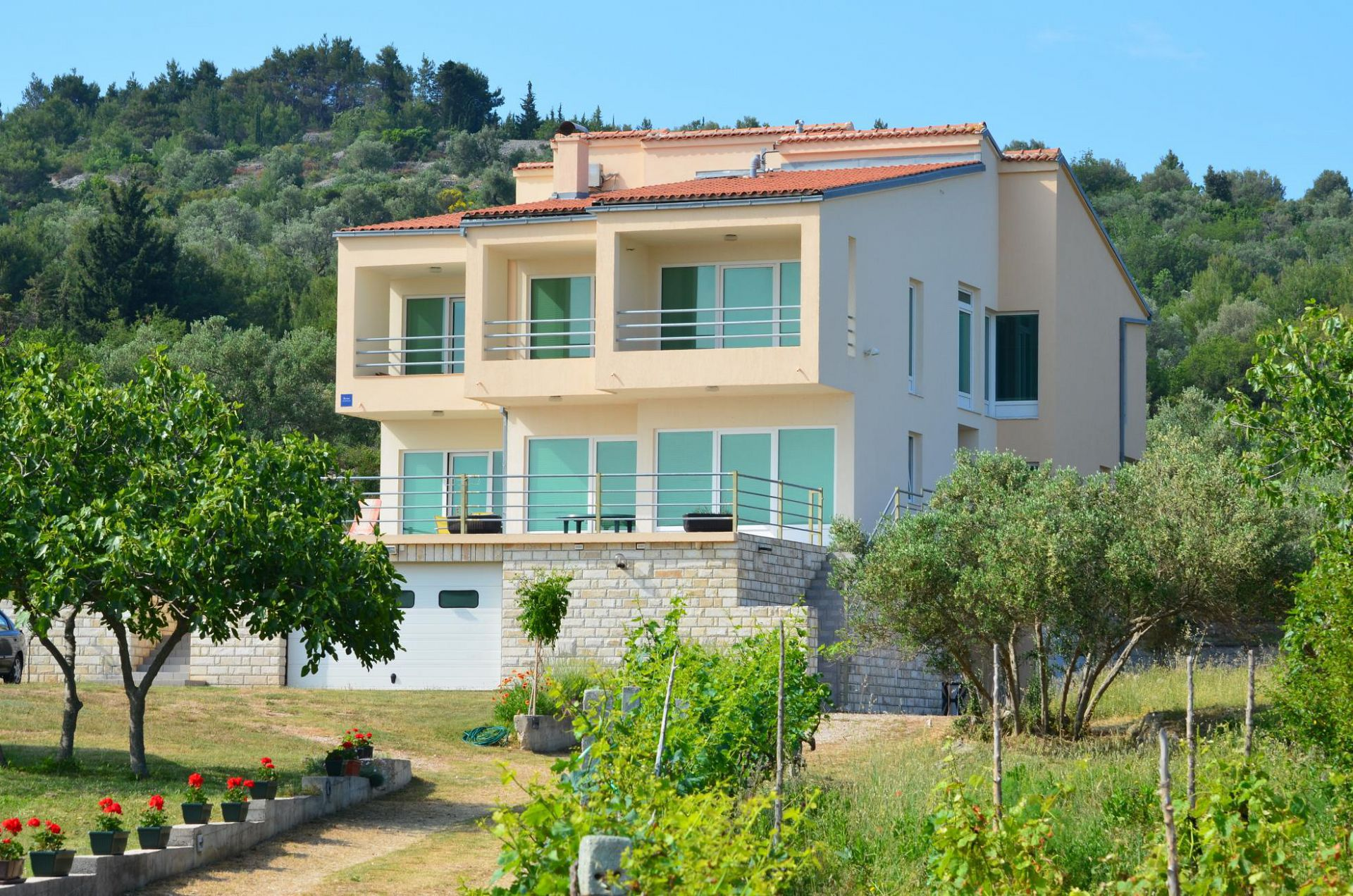 2668 - Banj - Apartments Croatia