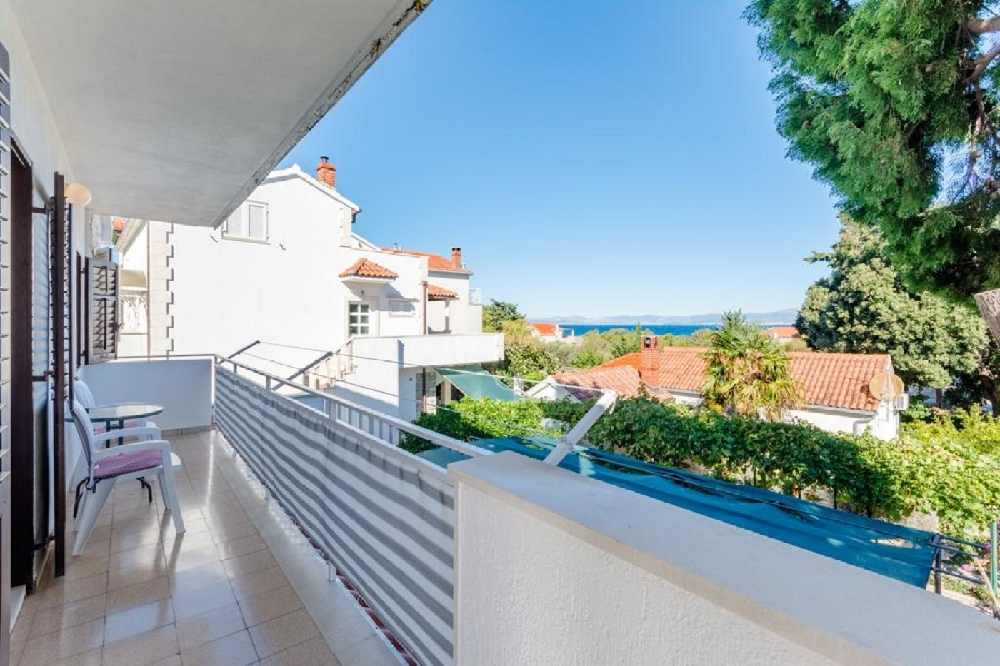 Apartments, Mirca, Island of Brač - Apartments  Matko - 3 Bedrooms Apartment: