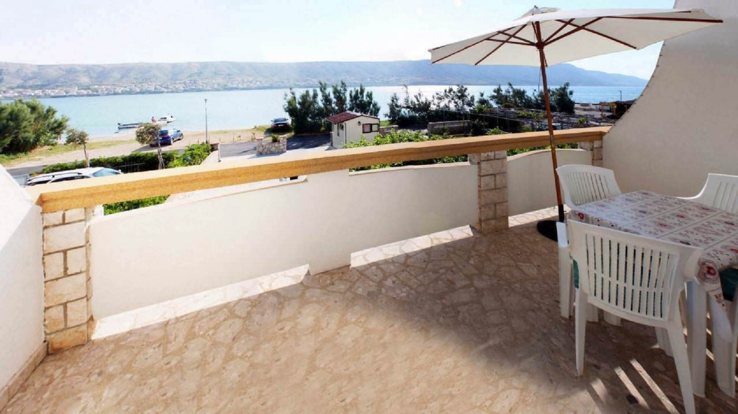 Apartments, Pag, Island of Pag - Apartments  Stjepan - 10m from beach:
