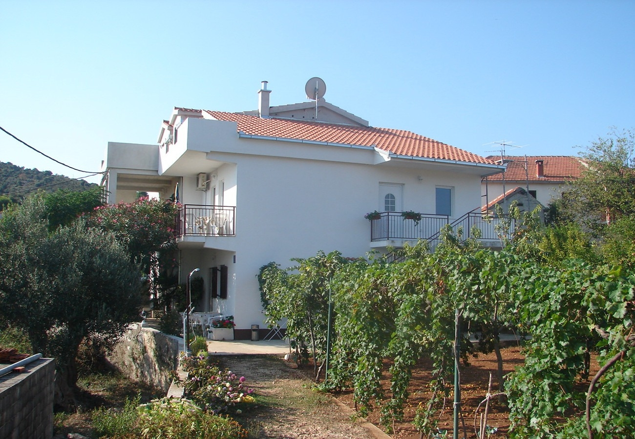 Apartments, ,  - Apartments  Slaven - 50 m from beach: