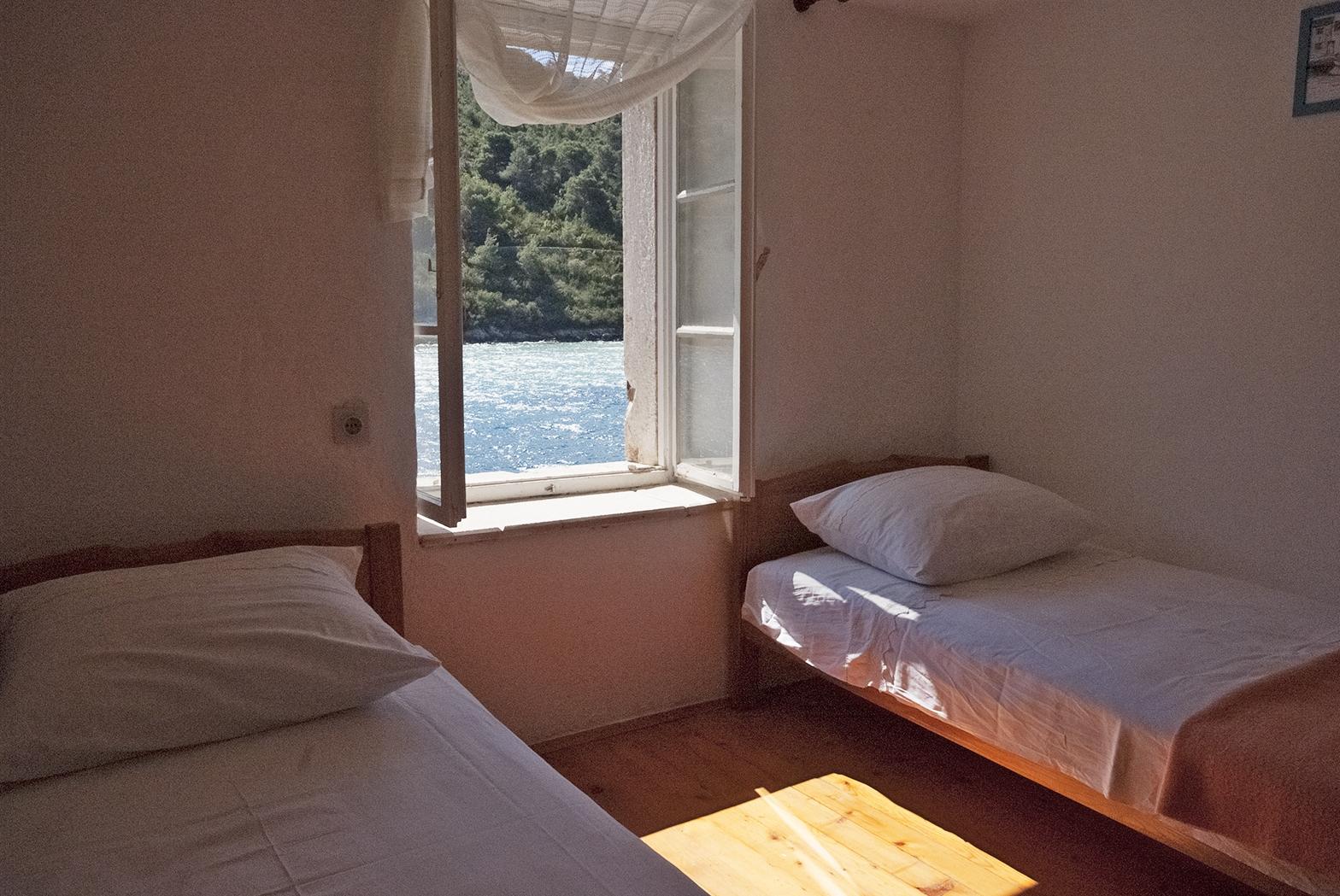 IL - Baai Stoncica (Vis) - Vakantiehuizen, villa´s Kroatië - H(7): slaapkamer