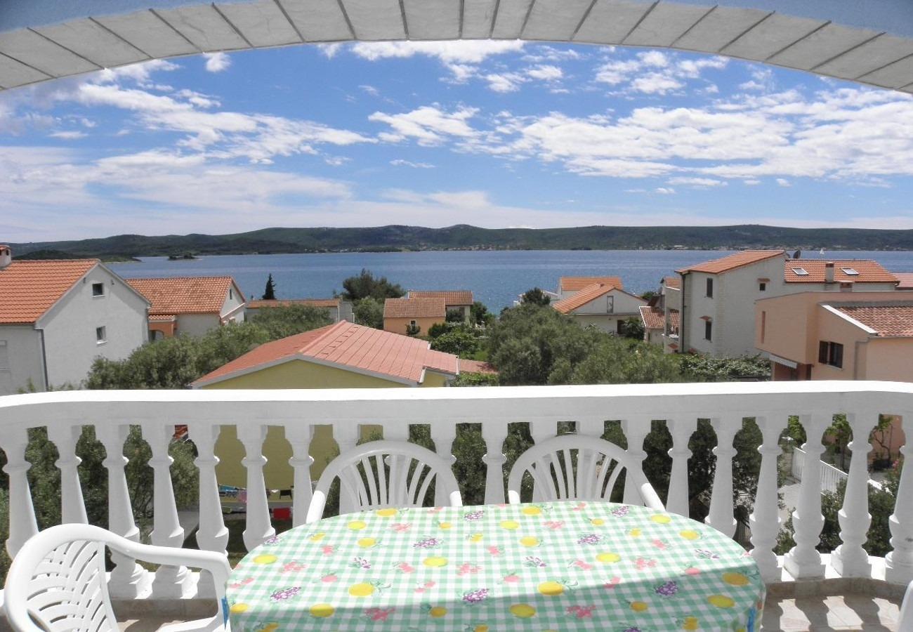 Apartmani, Sveti Petar na Moru, Sveti Filip i Jakov i okolica - Apartmani   Vese - 100 m from beach: