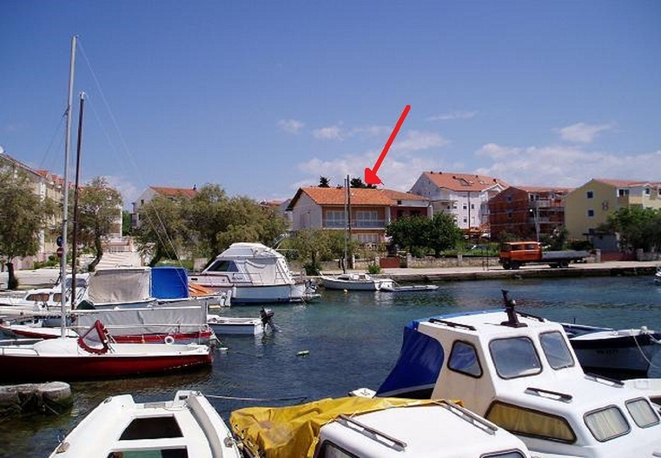 Apartments, Srima, Vodice and surroundings - Apartments  Ante - 10 m from sea: