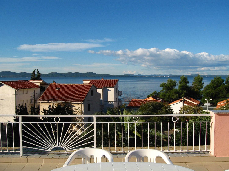 Apartments, , Zadar - Apartments  Ljuba - large terrace: