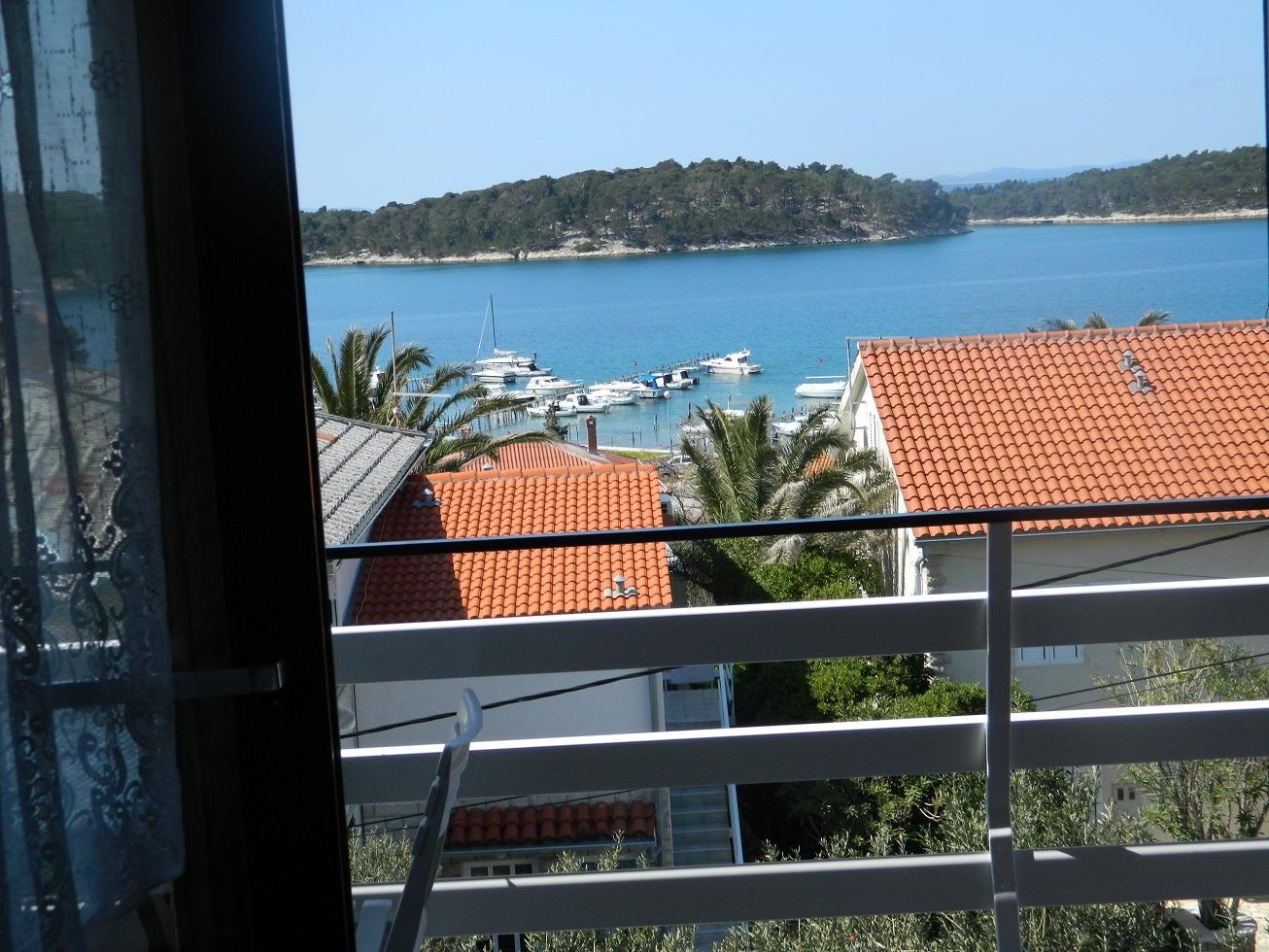 Apartmány, Palit, Ostrov Rab - Apartmány  Gold - sea view: