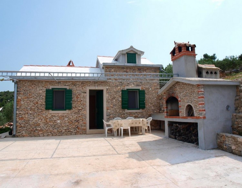 - Zátoka Vela Lozna (Postira) - Prázdninové domy, vily