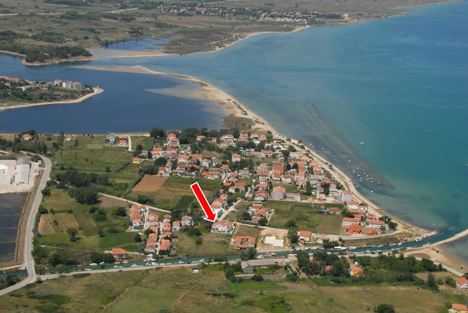 Apartments, Nin, Nin and surroundings - Apartments  Brankom - 150m from the sea