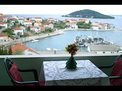 Ferienwohnung Novis A4 Silvia Maria (4+1) - Kali (743271), Kali, Insel Ugljan, Dalmatien, Kroatien, Bild 13
