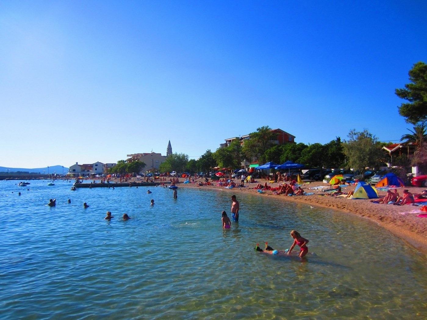 Ferienwohnung Ivan A2(4+1) - Turanj (918634), Turanj, , Dalmatien, Kroatien, Bild 9