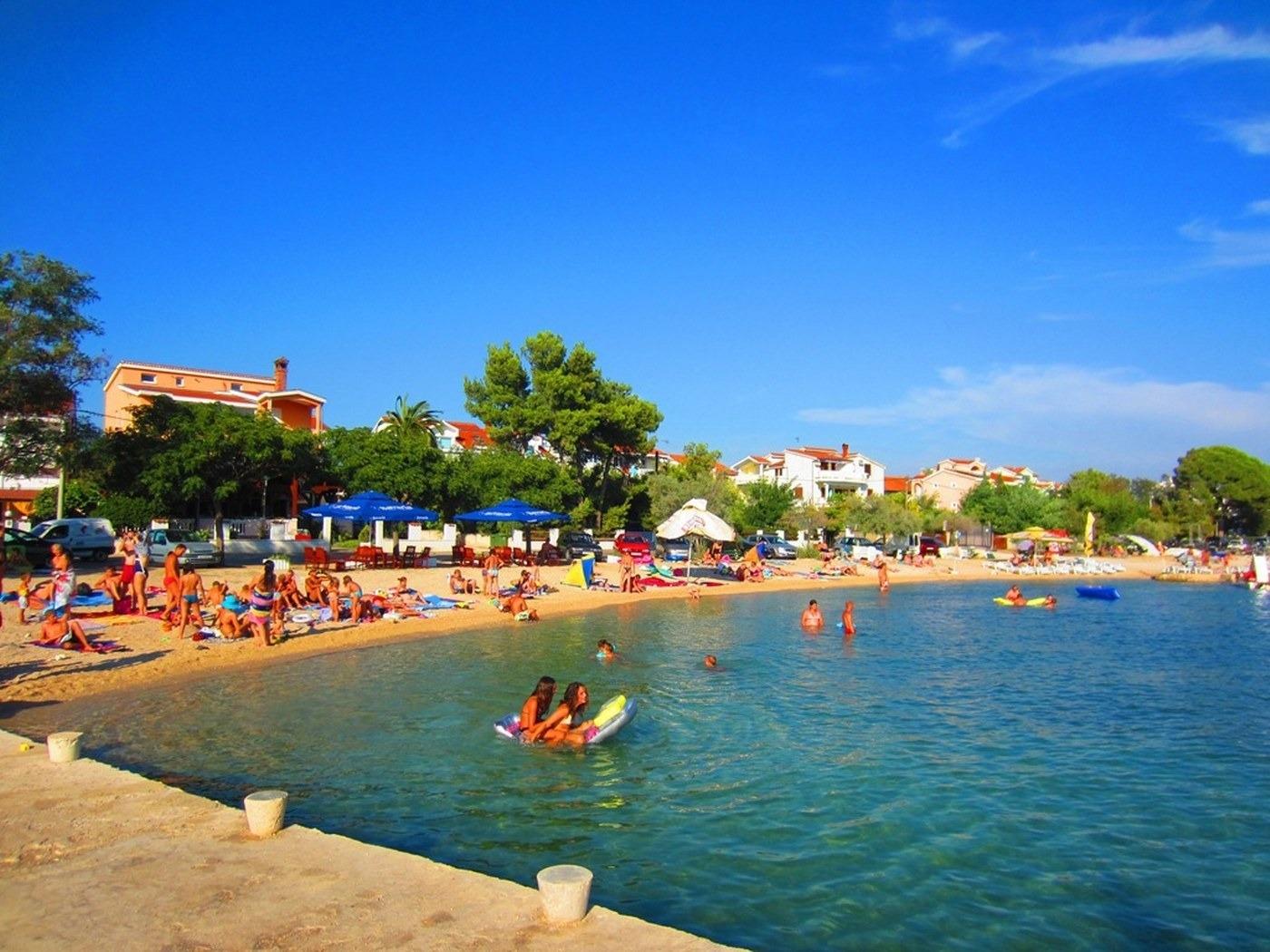 Ferienwohnung Ivan A2(4+1) - Turanj (918634), Turanj, , Dalmatien, Kroatien, Bild 8
