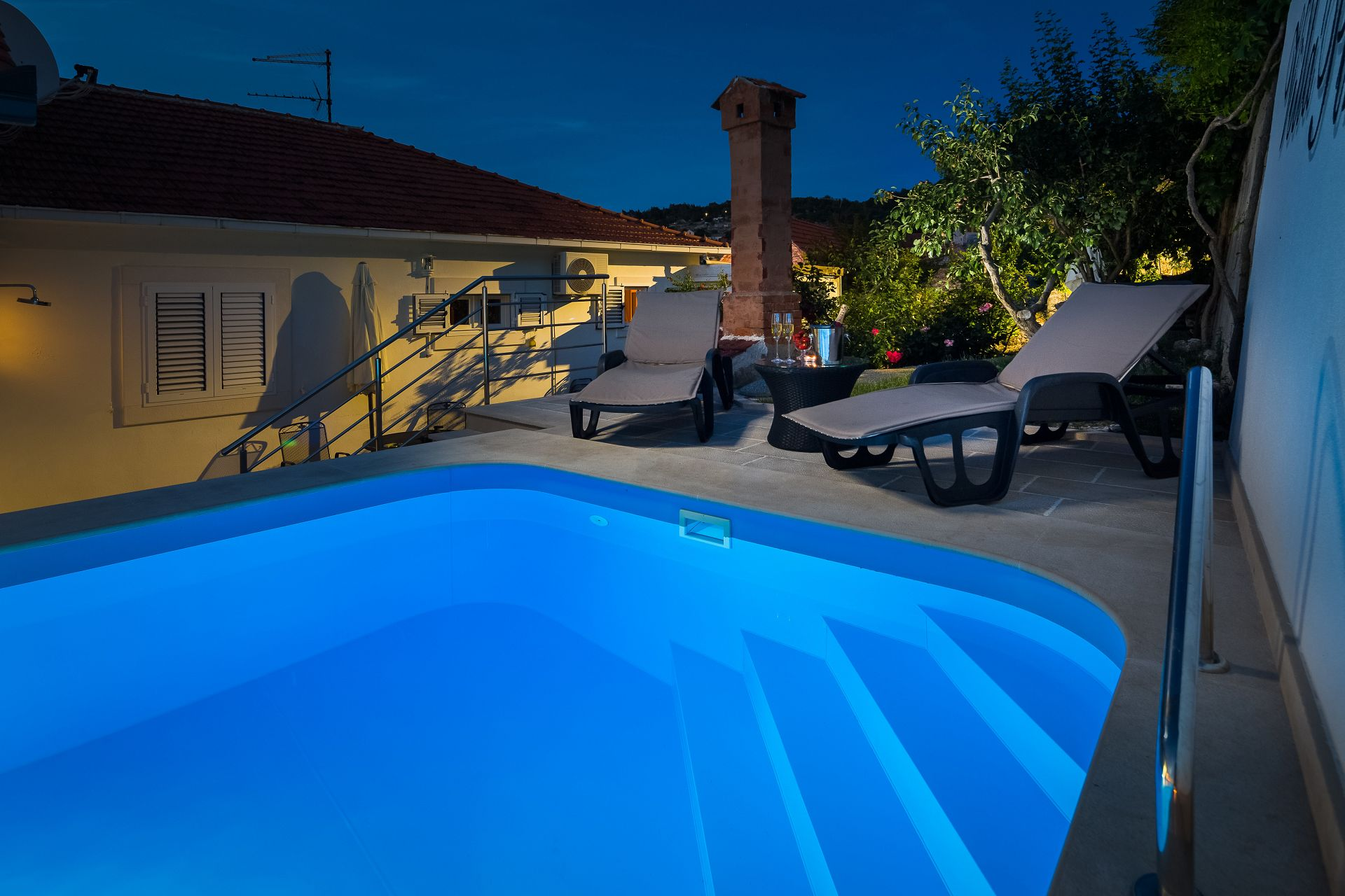 Maison de vacances Andre H(6+2) - Nerezisca (1533099), Nerezisca, Île de Brac, Dalmatie, Croatie, image 5