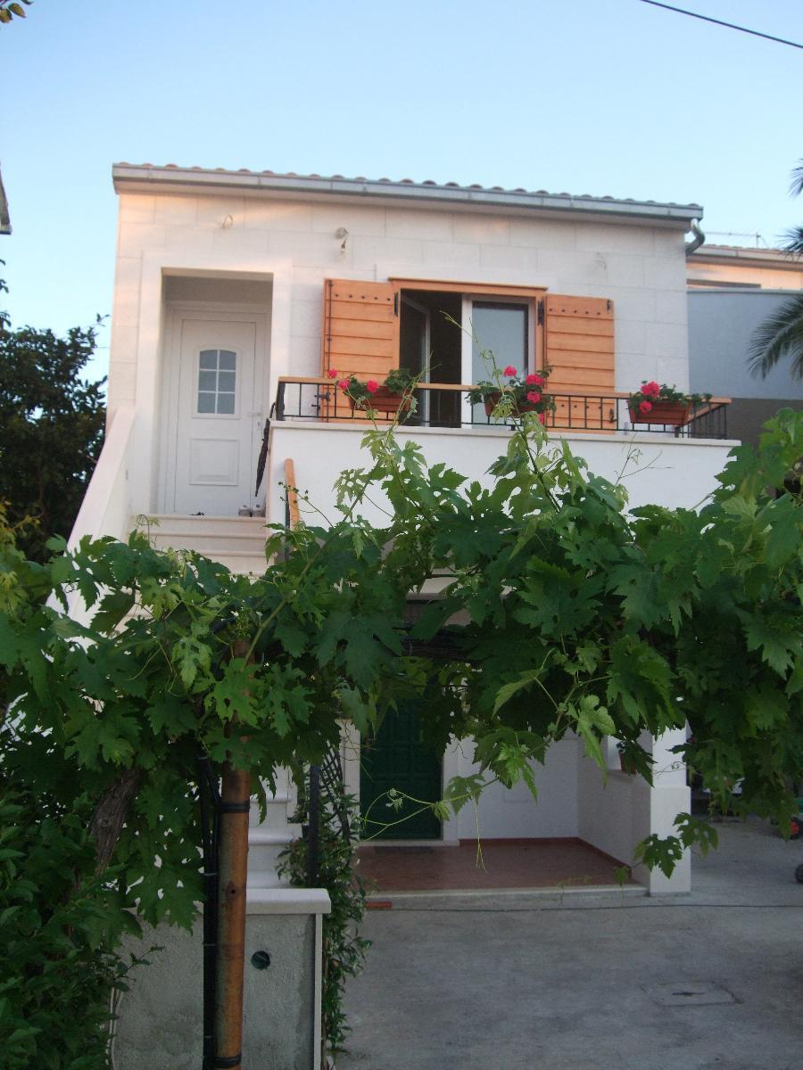 Ferienwohnung 3855 A1(2+2) - Supetar (956006), Supetar, Insel Brac, Dalmatien, Kroatien, Bild 1