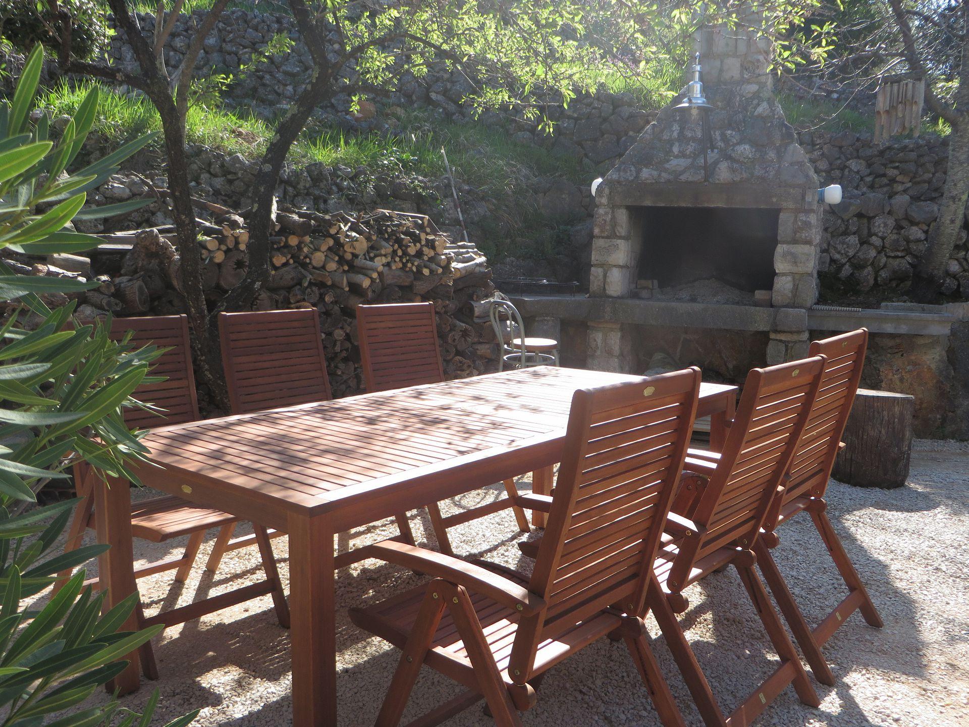 Appartement de vacances P&P A1(2+2) - Cres (742770), Cres (Stadt), Île de Cres, Kvarner, Croatie, image 8