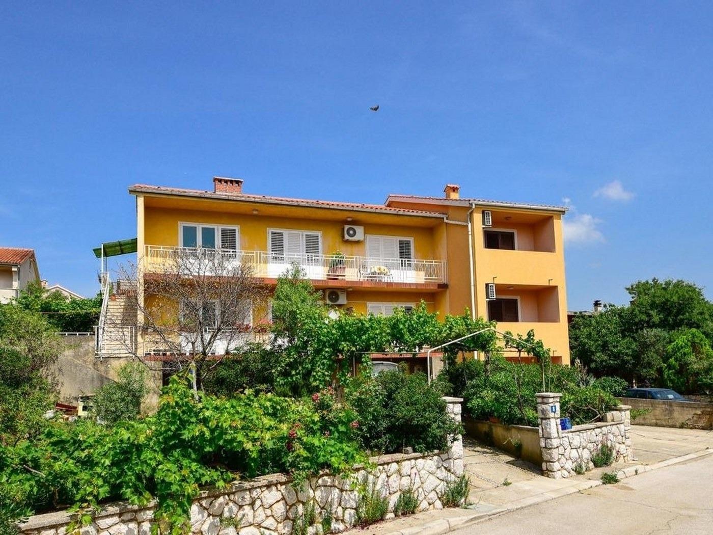 Appartement de vacances Marija A2(4+1) Prvi kat - Cres (739200), Cres (Stadt), Île de Cres, Kvarner, Croatie, image 2