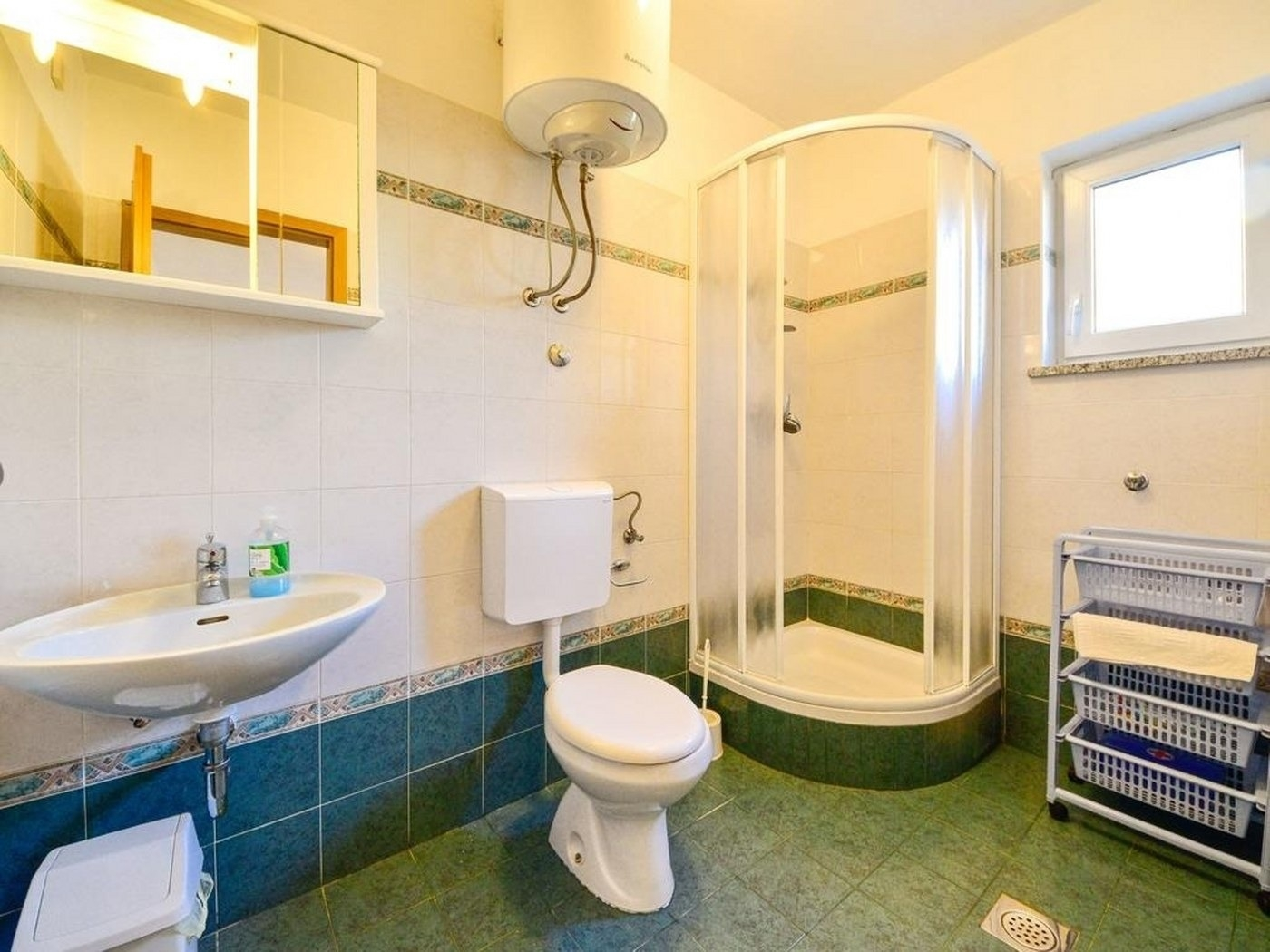 Appartement de vacances Marija A1(2+1) Prizemlje - Cres (739199), Cres (Stadt), Île de Cres, Kvarner, Croatie, image 9