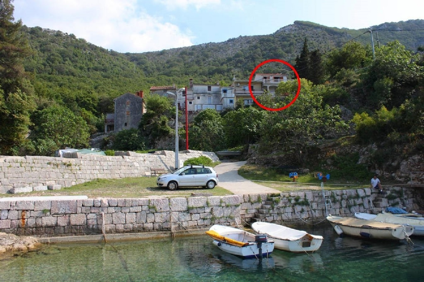 Appartement de vacances BT A2(4) - Merag (769321), Merag, Île de Cres, Kvarner, Croatie, image 3