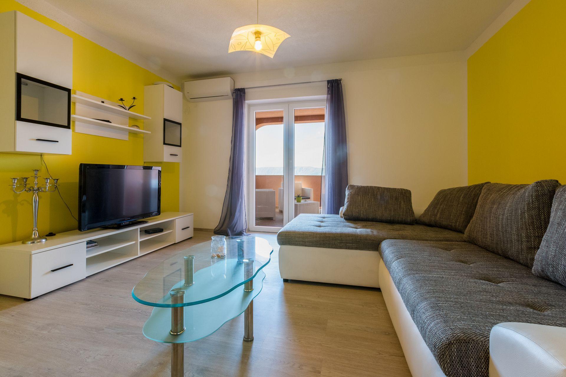 Apartamenty Apartment DT A4 dvoetažni Novi Vinodolski, Riviera Crikvenica 53238, Novi Vinodolski, , Kvarner Region