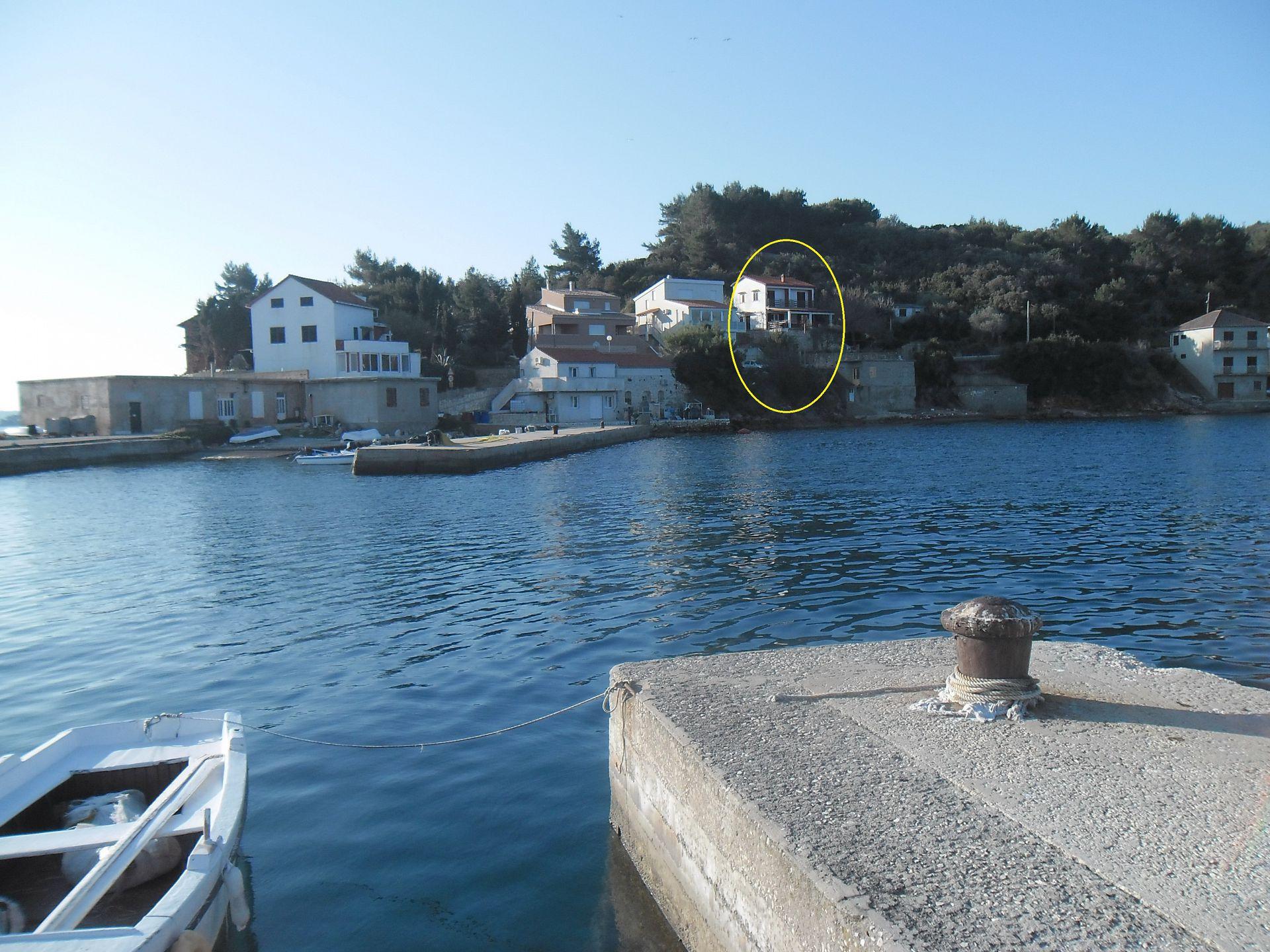 Ferienwohnung 5176 A1(6+2) - Savar (739184), Savar, Insel Dugi Otok, Dalmatien, Kroatien, Bild 2