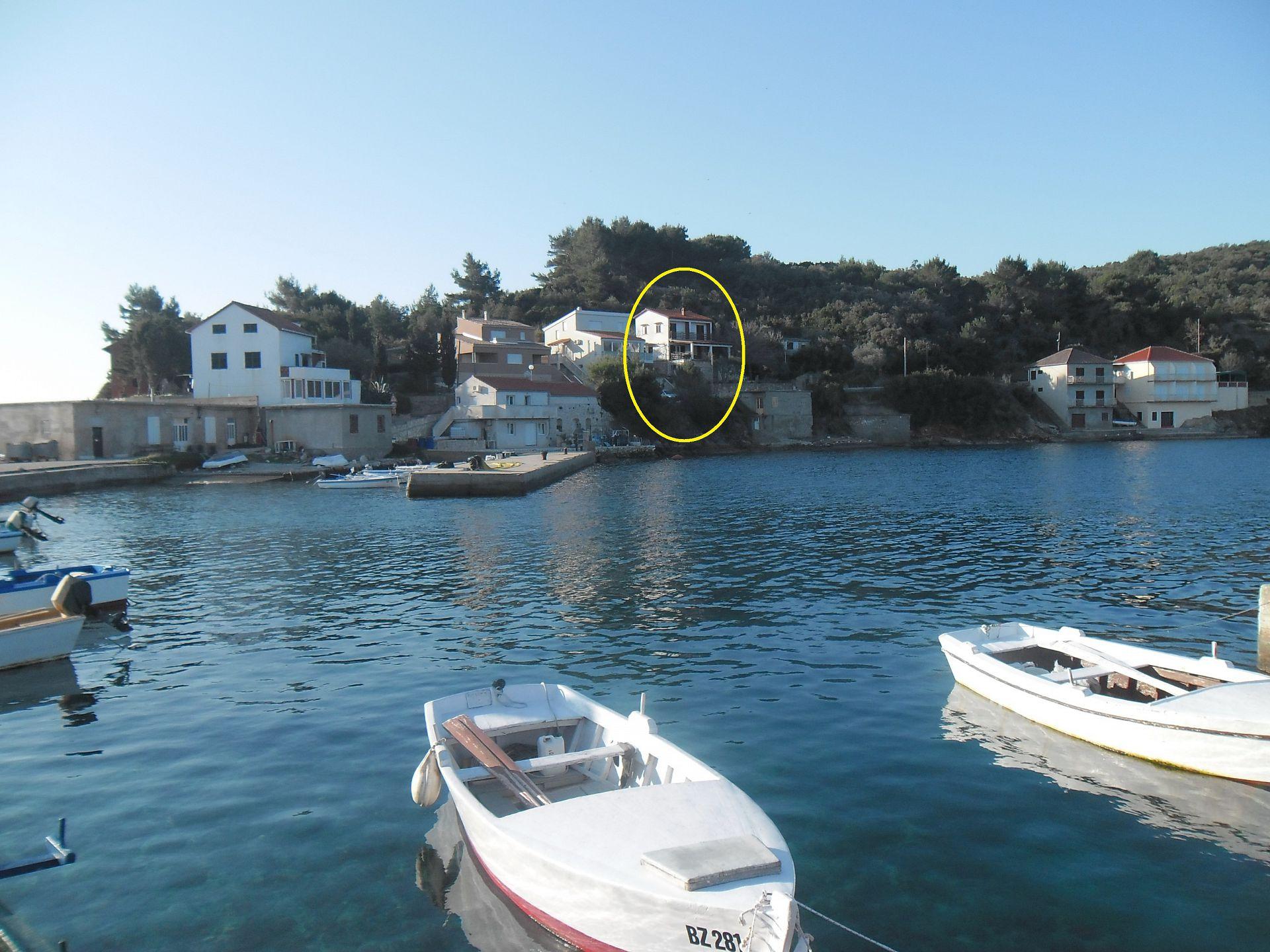 Ferienwohnung 5176 A1(6+2) - Savar (739184), Savar, Insel Dugi Otok, Dalmatien, Kroatien, Bild 1