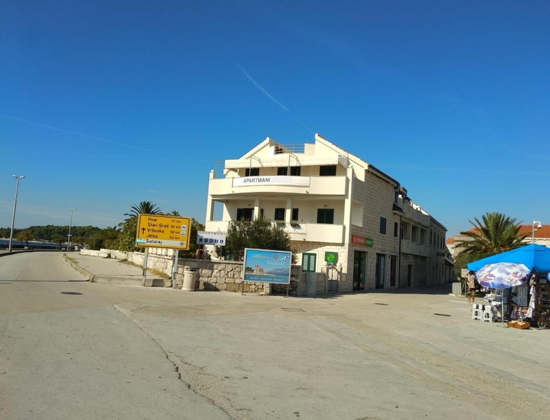 Ferienwohnung Riva SA3(2) - Sucuraj (742400), Sucuraj, Insel Hvar, Dalmatien, Kroatien, Bild 3