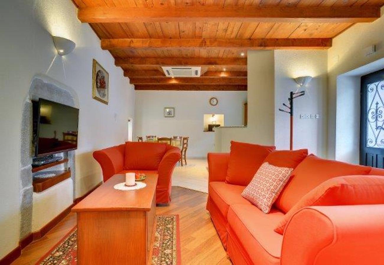 Villa Holiday house Jacuzzi House Gracisce, Istria 52662, Gracisce, , Istarska