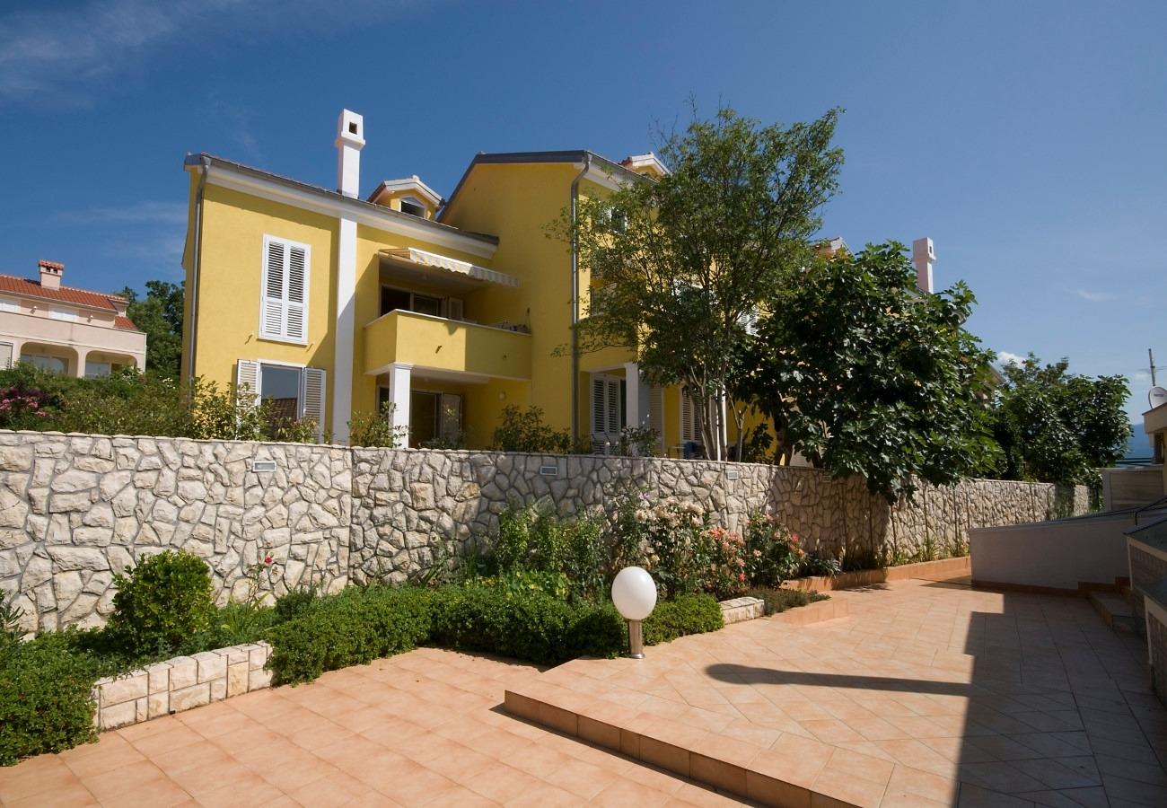 Ferienwohnung Vladimir SA3(2) - Cizici (2616252), Cizici, Insel Krk, Kvarner, Kroatien, Bild 2