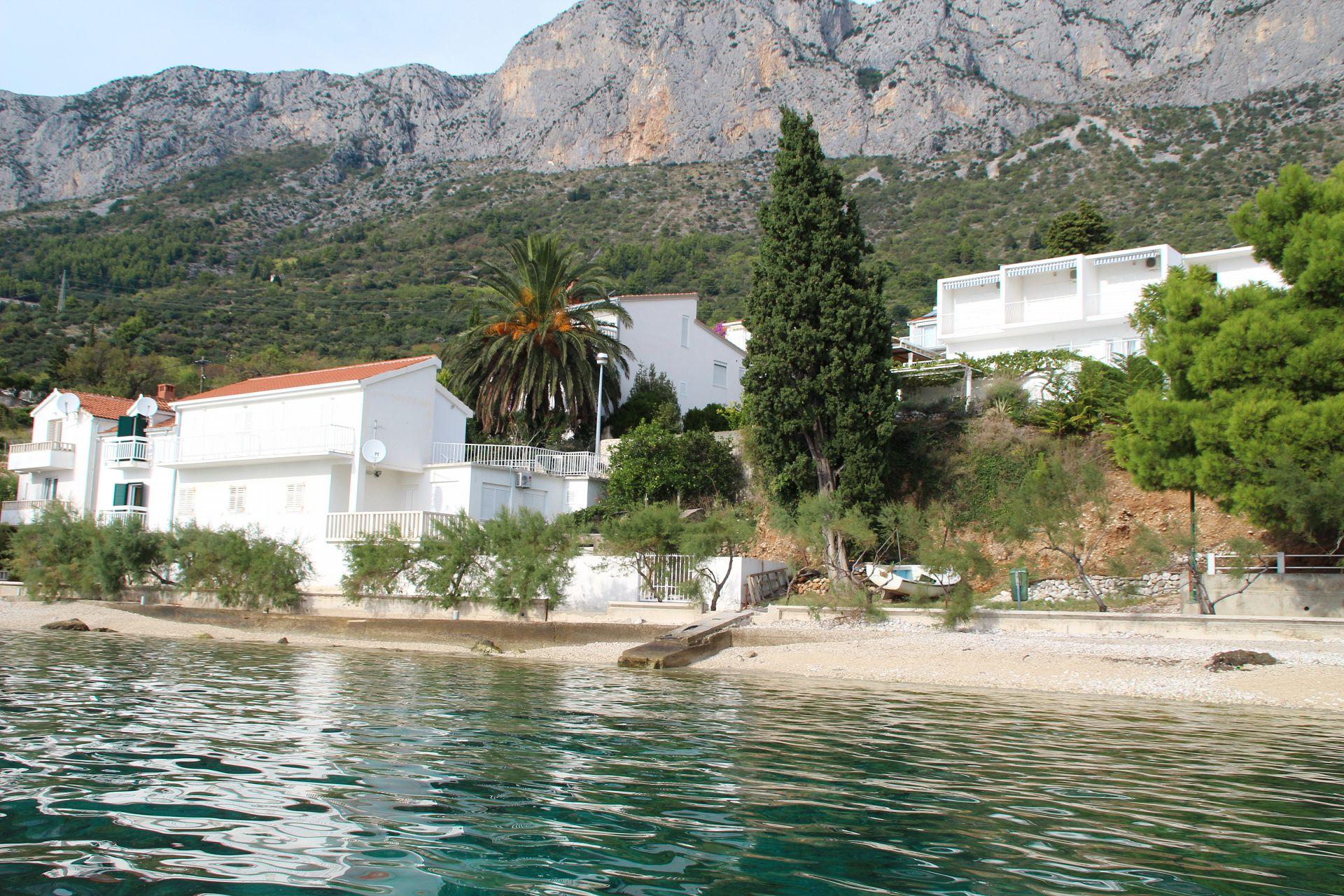 Ferienwohnung 5147  A4 Somina(2+2) - Brist (739134), Podaca, , Dalmatien, Kroatien, Bild 2