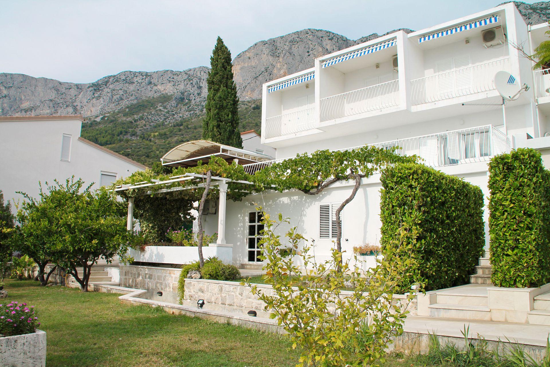 Ferienwohnung 5147  A4 Somina(2+2) - Brist (739134), Podaca, , Dalmatien, Kroatien, Bild 3