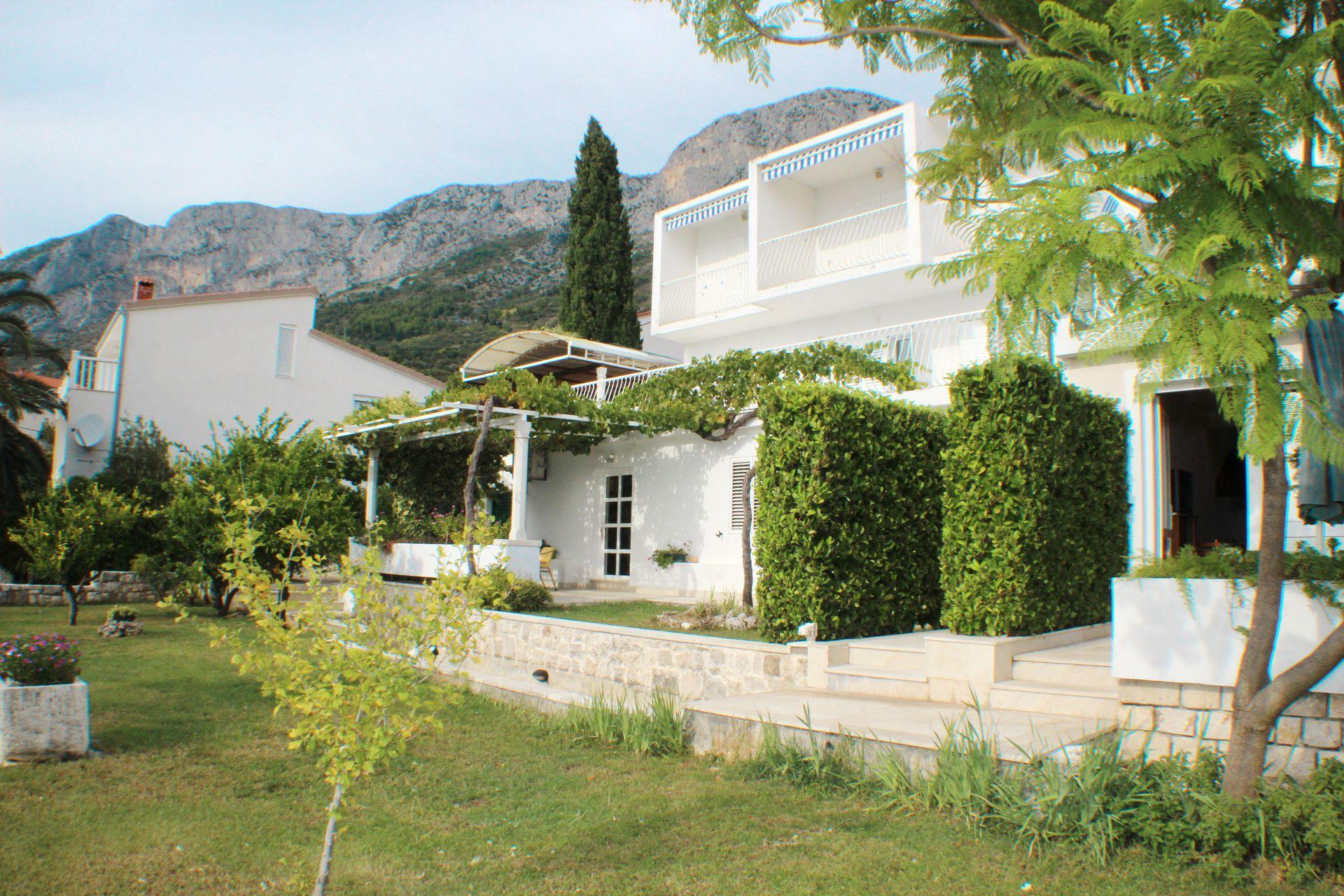 Ferienwohnung 5147  A4 Somina(2+2) - Brist (739134), Podaca, , Dalmatien, Kroatien, Bild 4