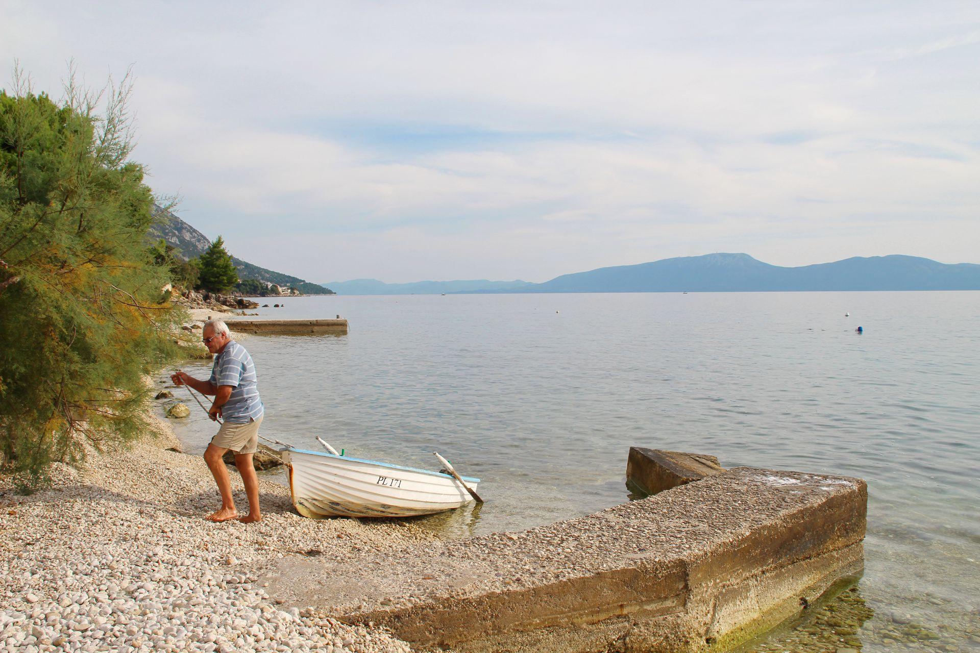 Ferienwohnung 5147  A4 Somina(2+2) - Brist (739134), Podaca, , Dalmatien, Kroatien, Bild 7