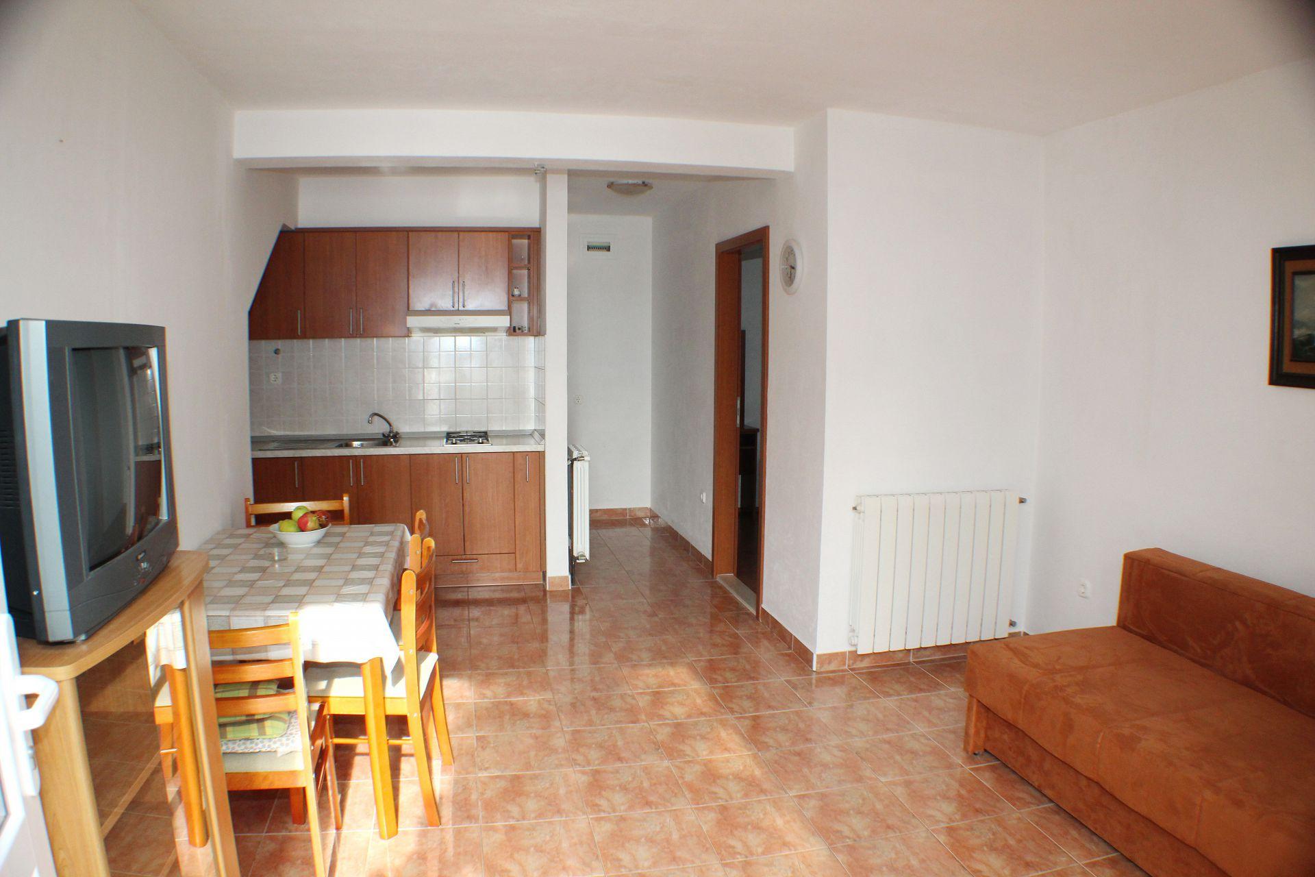 Ferienwohnung 5147  A4 Somina(2+2) - Brist (739134), Podaca, , Dalmatien, Kroatien, Bild 14