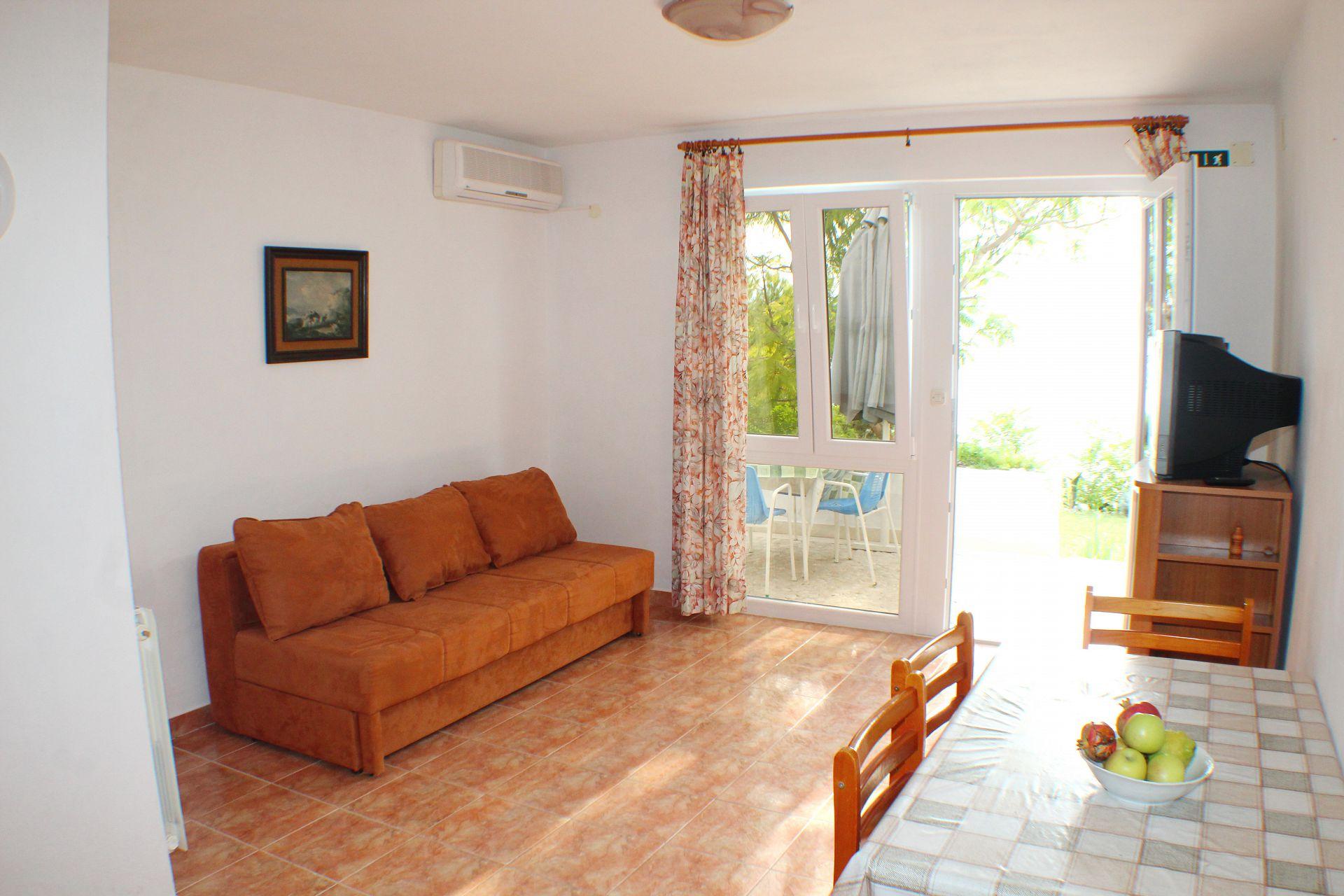 Ferienwohnung 5147  A4 Somina(2+2) - Brist (739134), Podaca, , Dalmatien, Kroatien, Bild 12