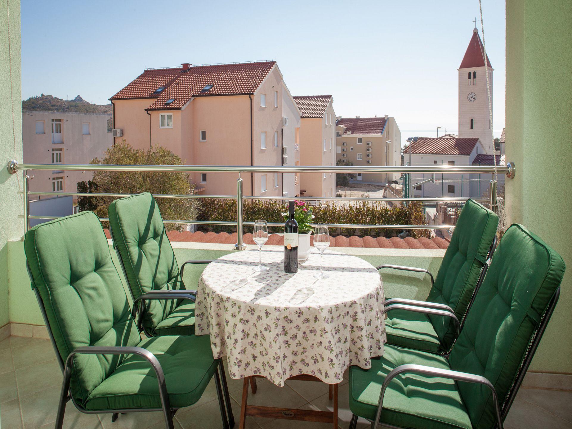 Apartmani Apartment Green A1 Promajna, Riviera Makarska 51402, Promajna, , Splitsko-dalmatinska županija
