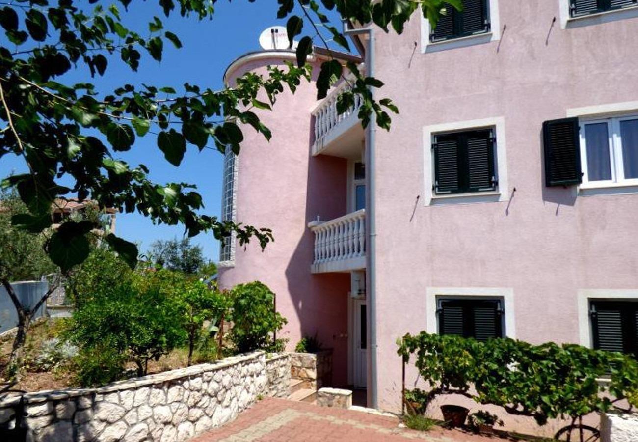 Ferienwohnung Dragan A2(3+1) - Jezera (738354), Jezera, Insel Murter, Dalmatien, Kroatien, Bild 7