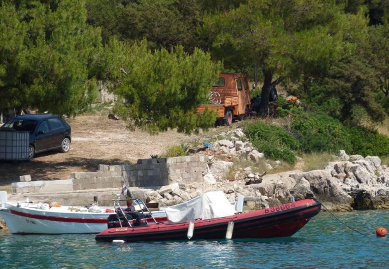 Ferienwohnung Dragan A5(3+1) - Jezera (738357), Jezera, Insel Murter, Dalmatien, Kroatien, Bild 14