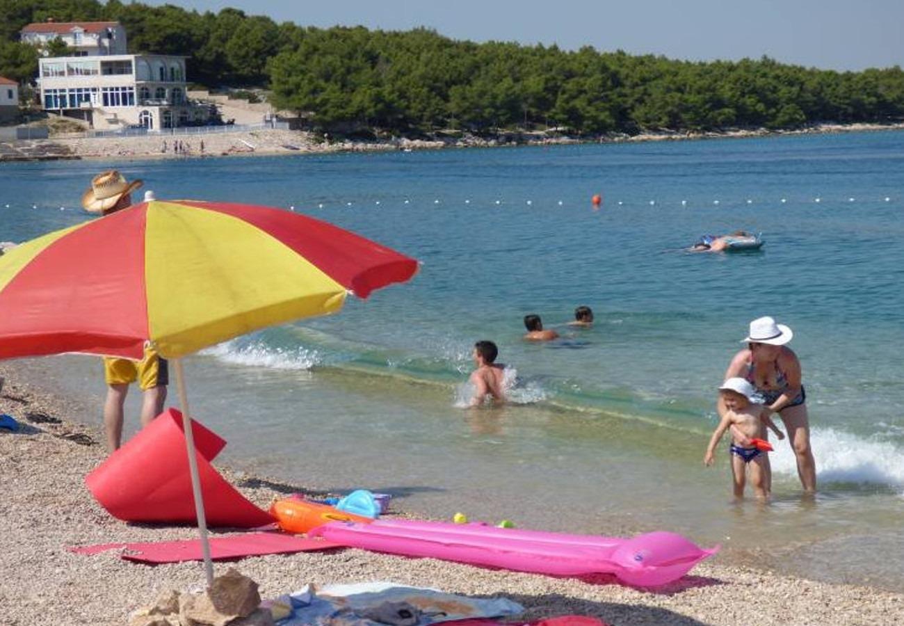Ferienwohnung Dragan A2(3+1) - Jezera (738354), Jezera, Insel Murter, Dalmatien, Kroatien, Bild 13