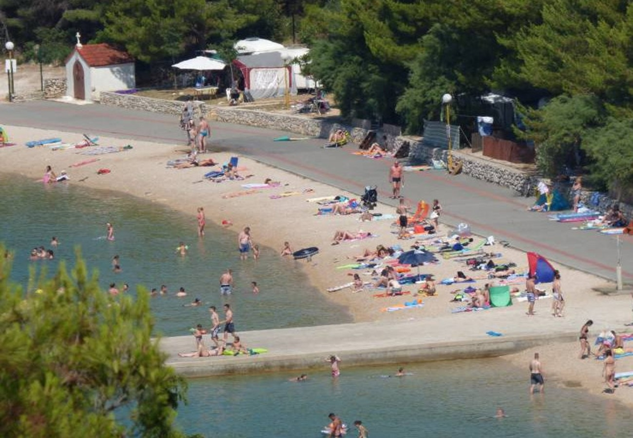 Ferienwohnung Dragan A2(3+1) - Jezera (738354), Jezera, Insel Murter, Dalmatien, Kroatien, Bild 15