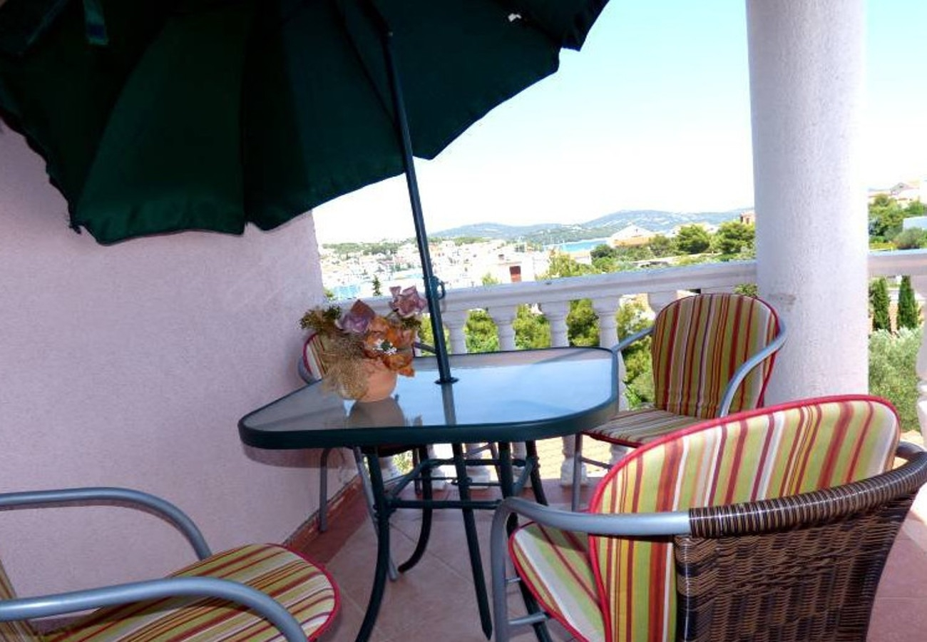 Ferienwohnung Dragan A6(3+1) - Jezera (738360), Jezera, Insel Murter, Dalmatien, Kroatien, Bild 17