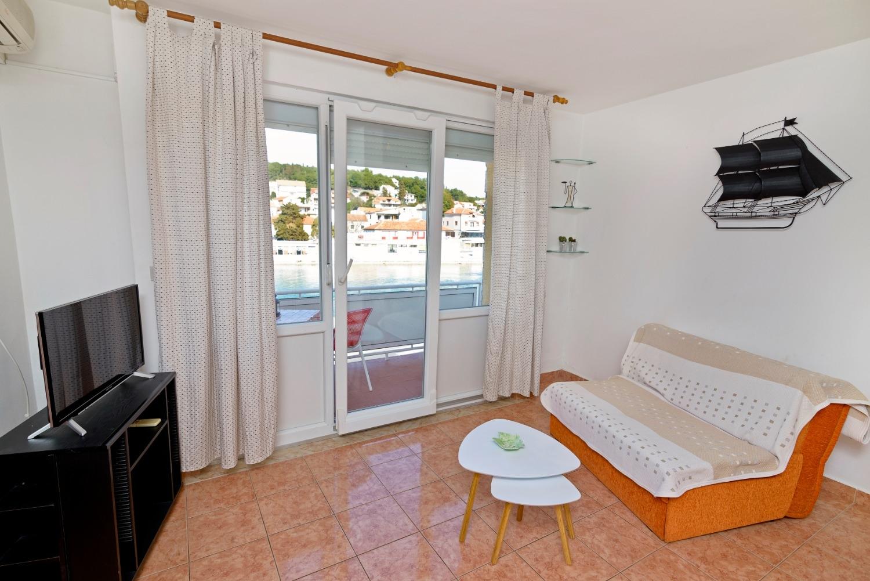 Apartmány Apartment Ive A1 Tisno, Island Murter 51142, Tisno, , Šibenicko-kninska kraj